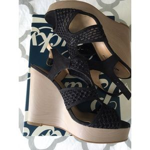 Lucky Brand Remy Wedges